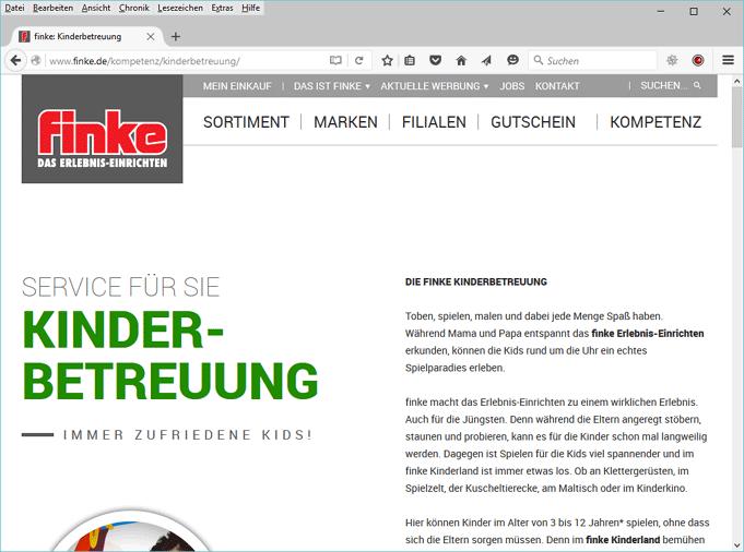 Emejing Finke Küchen Angebote Pictures - Milbank.us - milbank.us